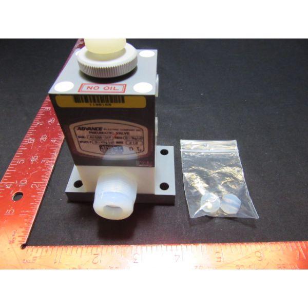 ADVANCE AV-5269-131P PNEUMATIC VALVE PRESS: 0~3kg/cm²