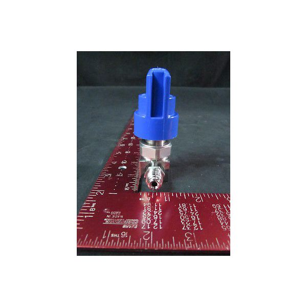 """Swagelok 6LVV-DPLMR4-P Diaphragm-Sealed Valve LOTO, 316L VIM-VAR, 1/4\"""" VCR harve"""
