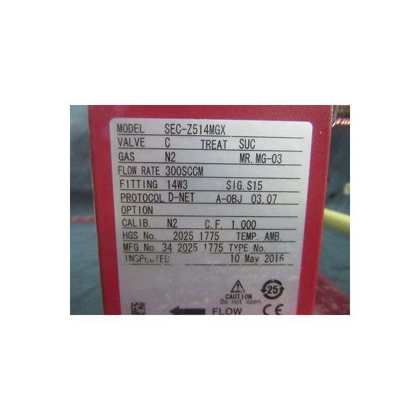 HORIBA-STEC SEC-Z514MGX-N2-300SCCM MFC