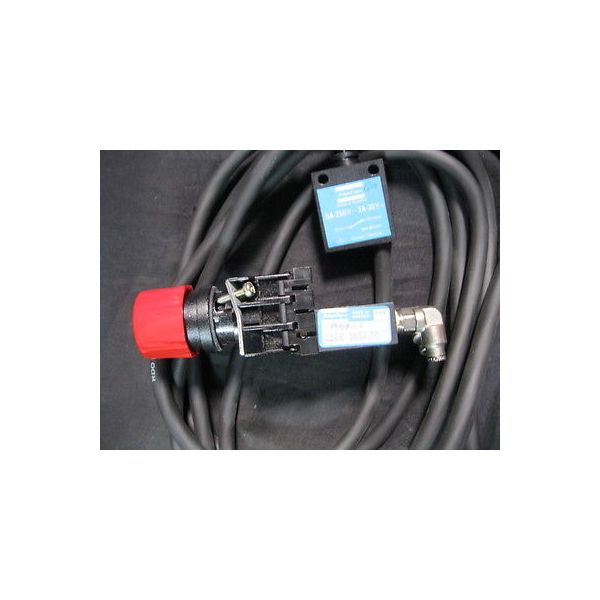 ATLAS COPCO 8204-1304-93 EMERGENCY SWITH, 10FT LONG CORD