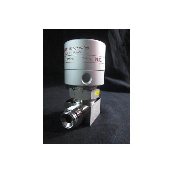 Fujikin Incorporated FPR-UDDF-71-9.52-NL VALVE, AIR-OPERATE FOR KOYO LE1-3
