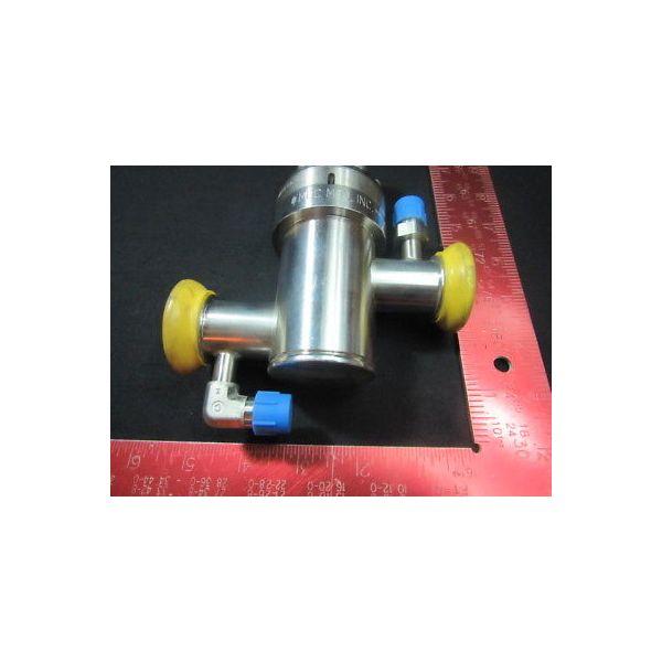 Applied Materials (AMAT) 3870-01636 MDC Vacuum 321053 Humphrey Solenoid Valve