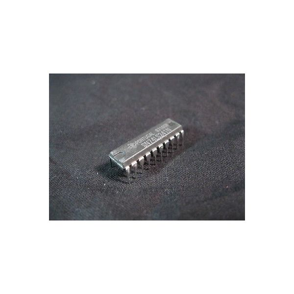TEXAS INSTRUMENTS SN74LS241N OCTAL BUFFER/LINE DRIVER WITH 3-STATE OUTPUTS ***SO
