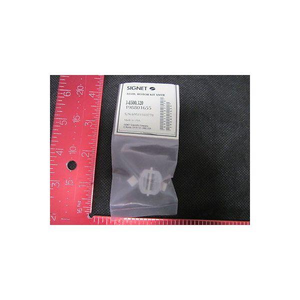 SIGNET 3-8500-320 ASSM, ROTOR KIT XMTR; 3-8500.320