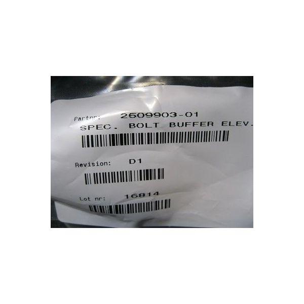 ASML 2509903-01 BOLT, ELEVATOR BUFFER