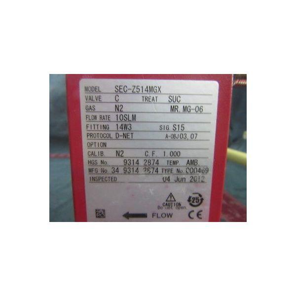 HORIBA-STEC SEC-Z514MGX-N2-10SCCM MFC