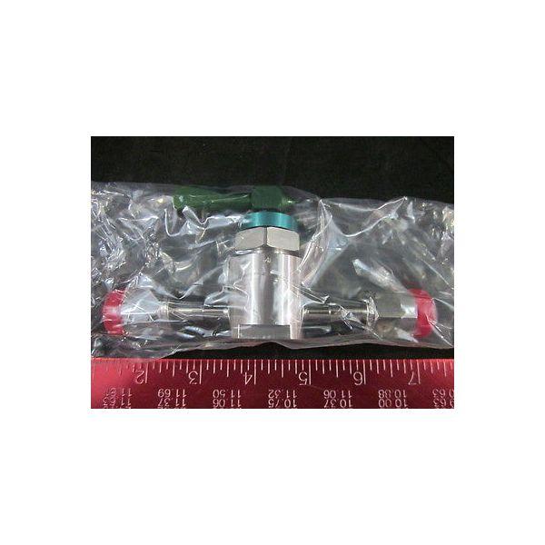 TESCOM PR PV 72 RHV L.P. Isolation Valve, Max Inlet 3000 PSI