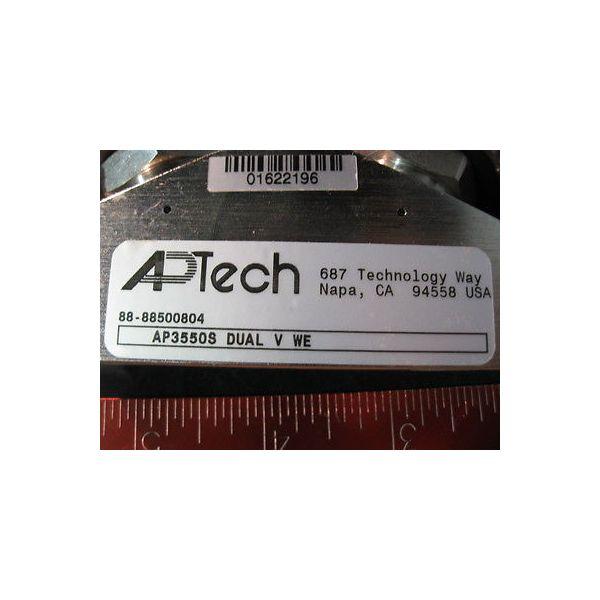 AP TECH AP3550S VALVE DUAL AP 3550; AP3550S DUAL V WE; 980-02210