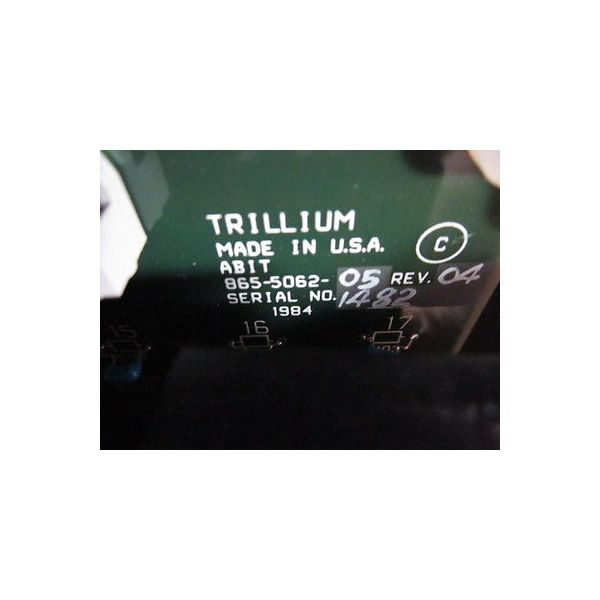 TRILLIUM 865-5062-05 TRILLIUM ABIT PCB