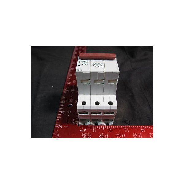 KLOCKNER-MOELLER AZG-10A CIRCUIT BREAKER AUTOMATIC 3 POLIG. G-10