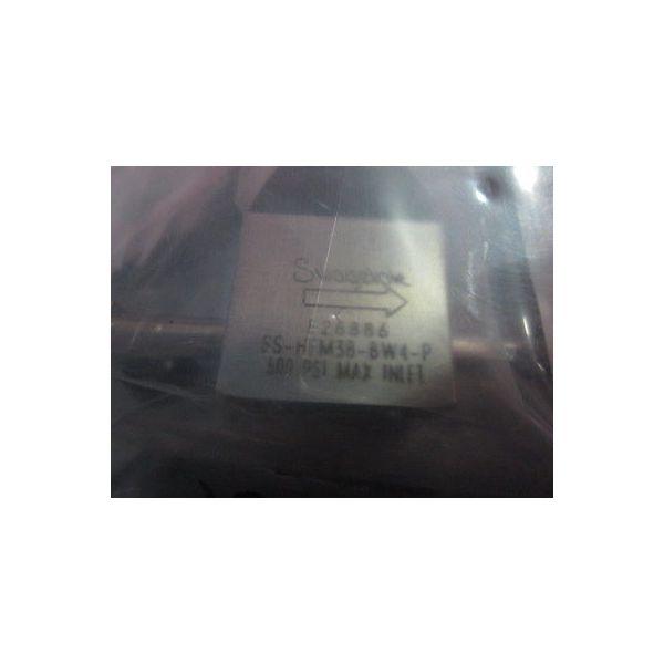 MOLECULAR IMPRINTS 4000-1667-01 REGULATOR, 90 DEG, 1/4 VCR GLA, SS-HFM38-BW4-P-S