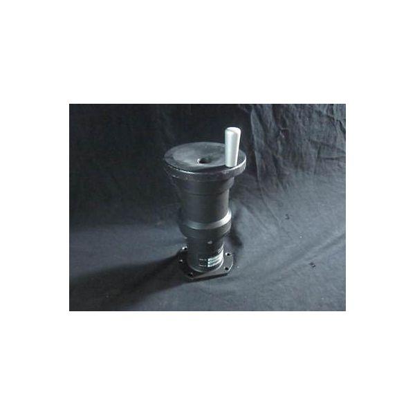 MDC VACUUM 306005 LGV-4000V VALVE MANUAL CRANK CONTROLLER