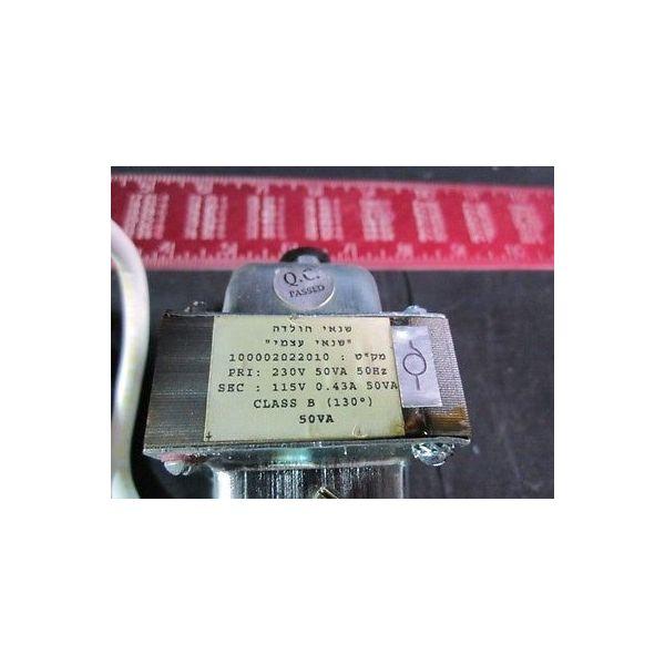 HULDA 100002022010 TRANSFORMER 230X110V 50HZ 50V A HULDA