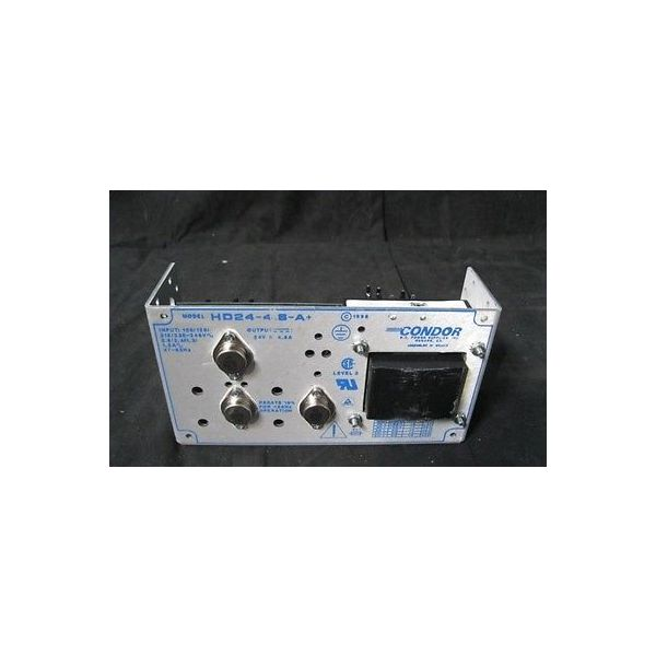 STRASBAUGH 106953 CONDOR HD24-4-8-A+ POWER SUPPLY 24V 4.8A