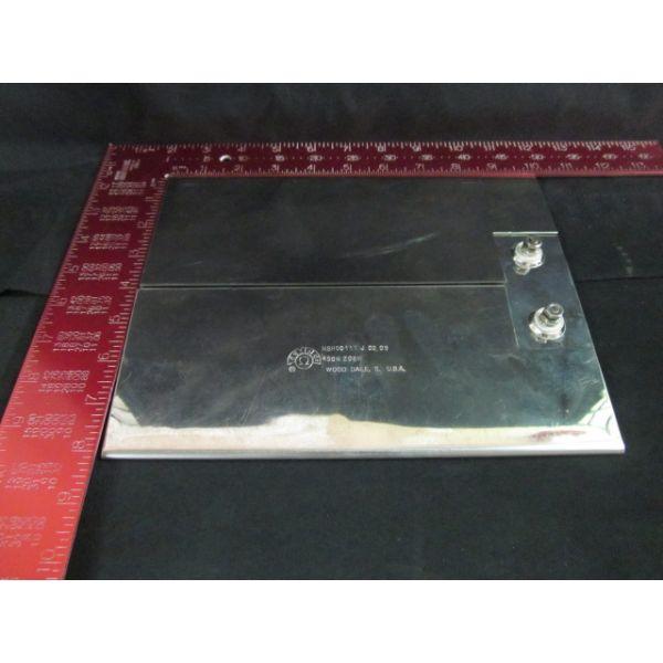 TEMPCO 750-7997-01 HEATER, 450W 208V 450PB8 OVEN; MSH00111