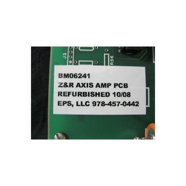 Brooks Automation BM06241 PCB,Z&R AXIS AMP PCB; EPS 9784570442