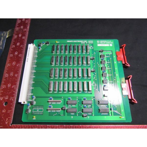 MINATO ELECTRONICS INC. BD-86053A-T-2 NEW (Not in Original Packaging) DC RELAY CONT/32