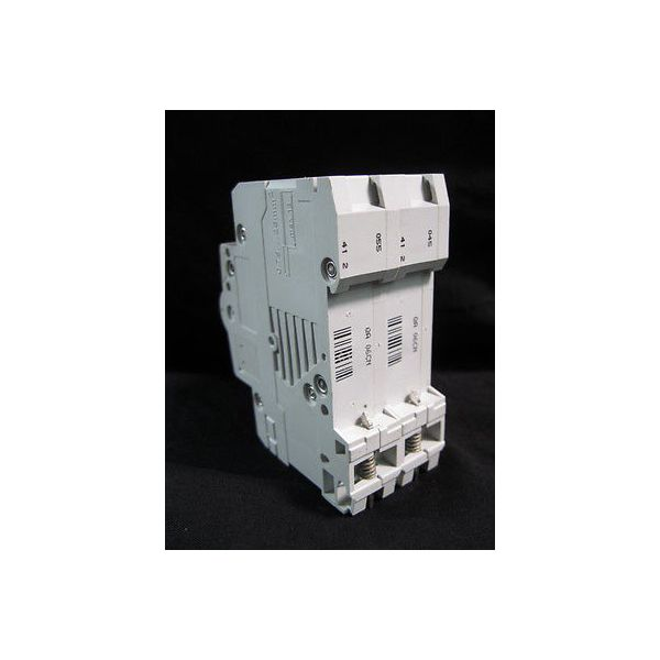 KLOCKNER-MOELLER FAZN-C6-2 CIRCUIT BREAKER