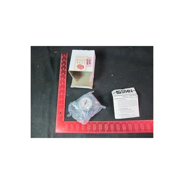 SEMIGAS 1867272 Pressure Switch 0-1000 PSI, IPS122-1000-PSI-VM-1-D, Type 1, 8-30