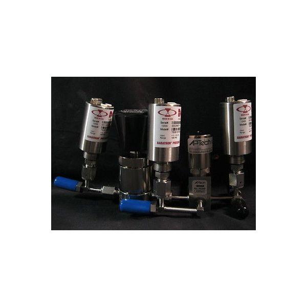 NORCIMBUS INC AS-0763-TOWER HIGH PRESSURE MANIFOULD PP-4 ( WF6 )