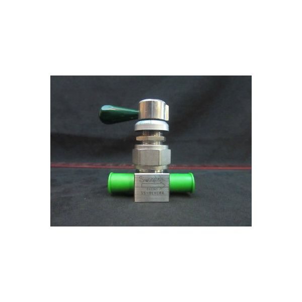 Swagelok/Nupro SS-DLVCR4 SS High Purity High Pressure Diaphragm Sealed Valve, 1/