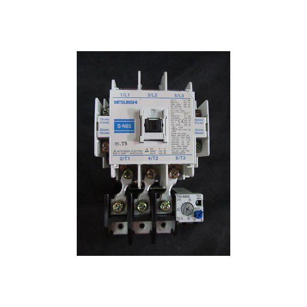 MITSUBISHI MSO-N65 RELAY, THERMAL 15KW AC100V