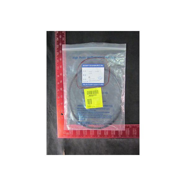 Dinson Technology 60030153 O-Ring, Viton, 2-369