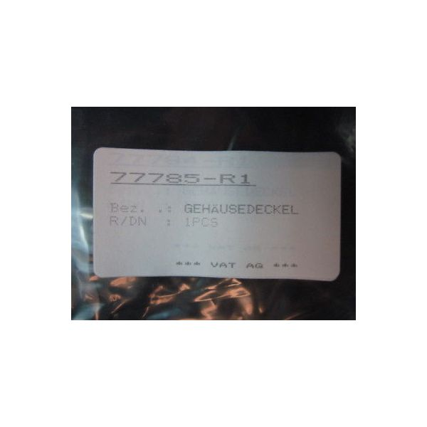 VAT 77785-R1 TOP LID