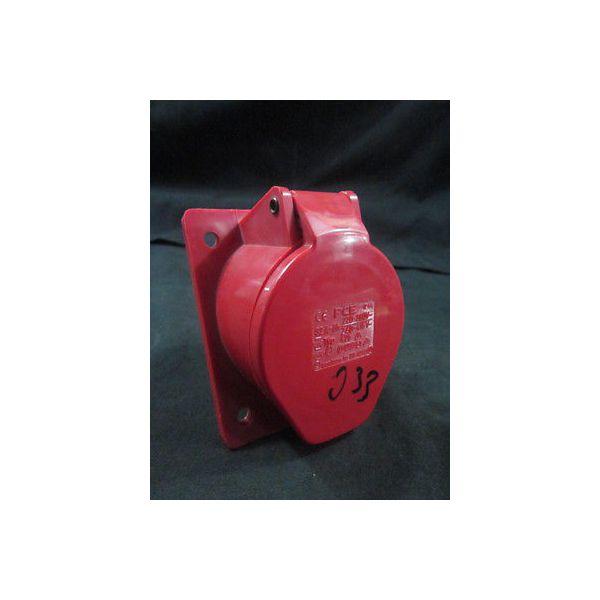 Generic GW62210-C Socket, 32A-6h, 220-380V, 240-415V, Type 425