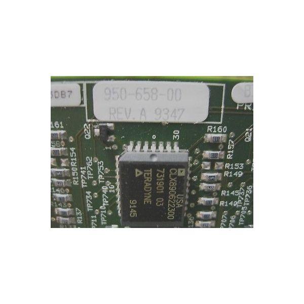TERADYNE 950-658-00 PCB, TG MOD 100MHZ ADD/CLK