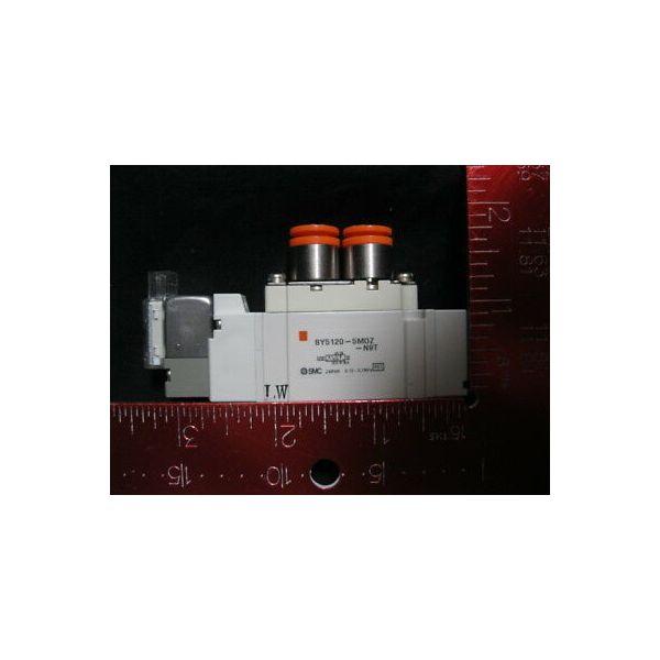 SMC SY5120-5MOZ-N9T SOLENOID VALVE