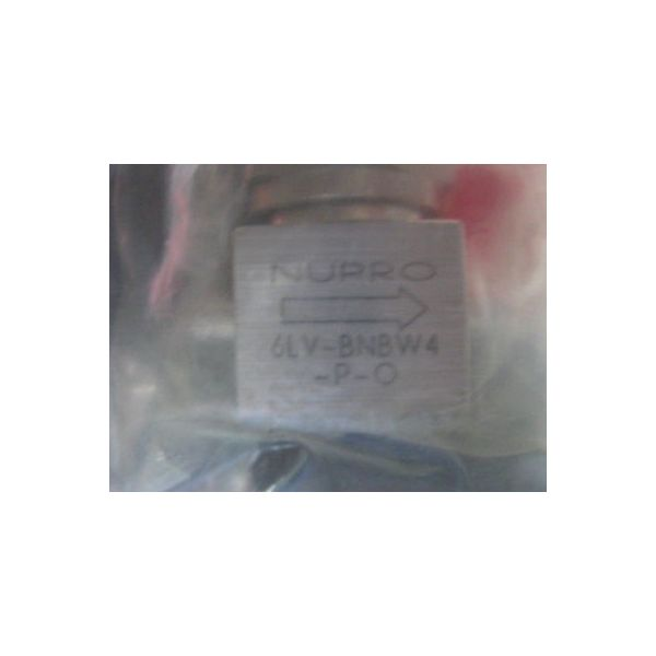 Applied Materials (AMAT) 3870-01721 Swagelok 6LV-BNBW4-P-O VALVE PNEU BLWS N/O 1