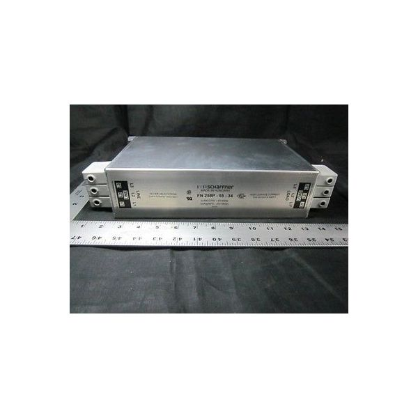 Applied Materials (AMAT) 0900-00079 3-Phase Filter, 3 X 480, 275V, 50/60Hz