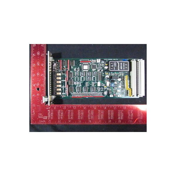 AMAT 0190-01843 DNET 3U MIXED I/O Board Engineering SPEC