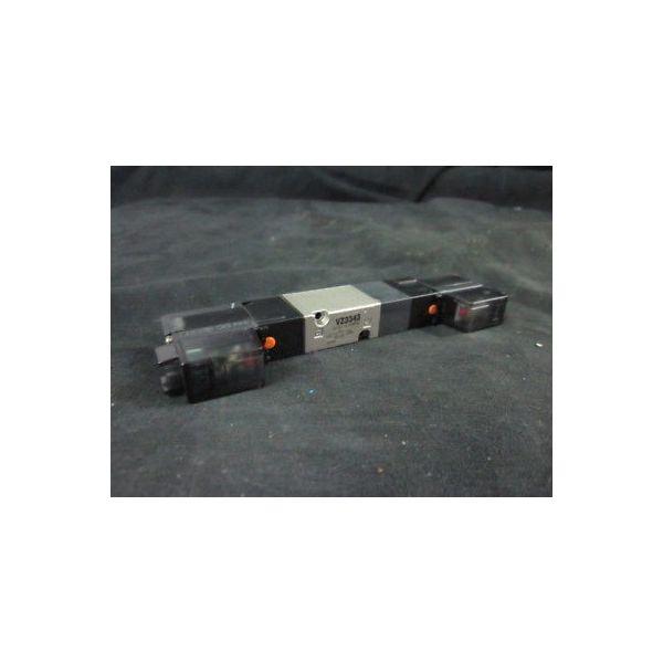 SMC VZ3343 Valve Solenoid, 1/8 PVDF-HP D3, 0.15-0.7 MPA,24V DC