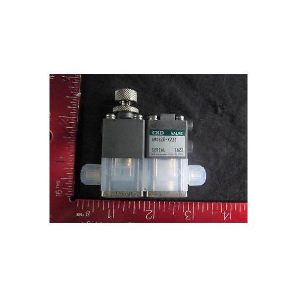 TEL 012-008483-1 Valve  Suckback PFACKD, AMDSZ0-X23S,  AIR OPR