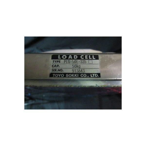 TOYO SOKKI PLS-50L-335 LOAD CELL; 50KG (110LB) CAPACITY