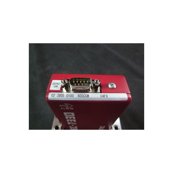 Horiba SEC-7330M Mass Flow Controller, Range: 60 SCCM, Gas: C4F8, Valve: C