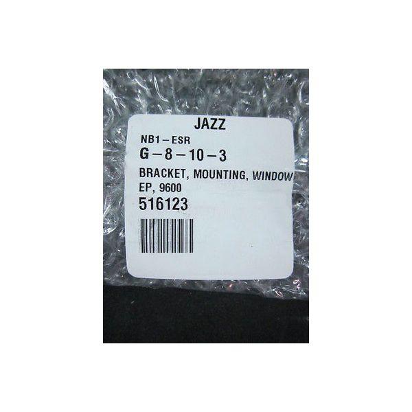 NK PRECISION MACHINING 839-031454-NK Bracket Mounting Window