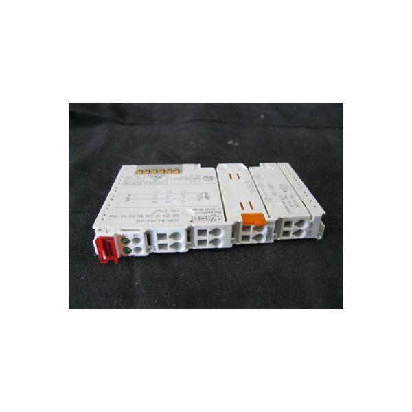 WAGO ELECTRONIC 750-514 WAGO 200 125V AC 0.5A REL.2C0, DeviceNet Input Module