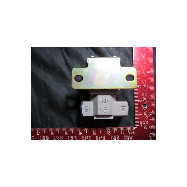 CKD NAB1W-15A-DB CATHODE WATER INLET VALVE