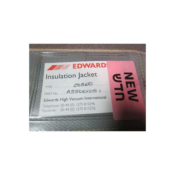 EDWARDS A55001051 0.25 METER PIPE INSULATION FOR 40MM PIPE