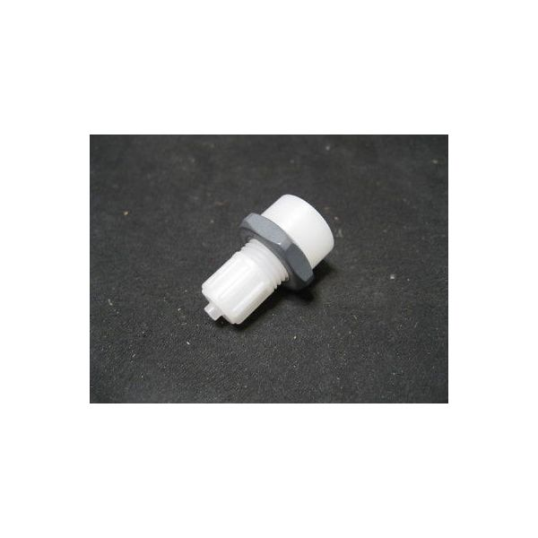 ULTRON V2LA120323 BULKHEAD, 1/4-M6