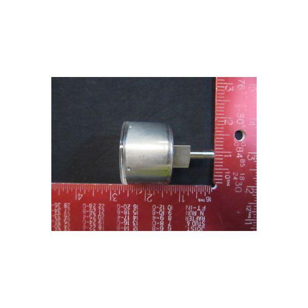 Swagelok PGI-40M-PG160-CAQX Miniature Industrial Pressure Gauge 0 to 160 psi 1/4