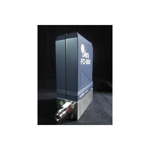 AERA FD-980 MASS FLOW CONTROLLER, GAS SiH4, RANGE 50SCCM
