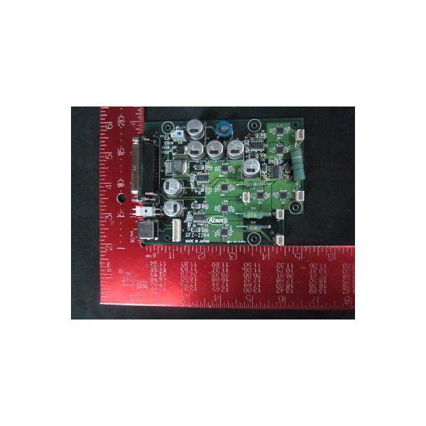 Tokyo Electron (TEL) TS3381-000123-11 PCB Bridge Power Support