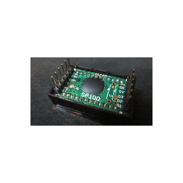 LASCAR SP 100 LED Voltmeter w/200 mV DC, 12-Pin DIL, Clip