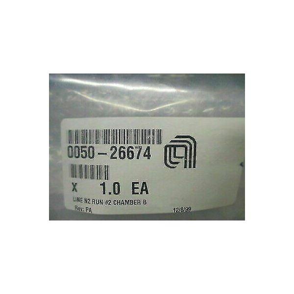 Applied Materials (AMAT) 0050-26674   WELDMENT, LINE N2 #2 CHAMBER B