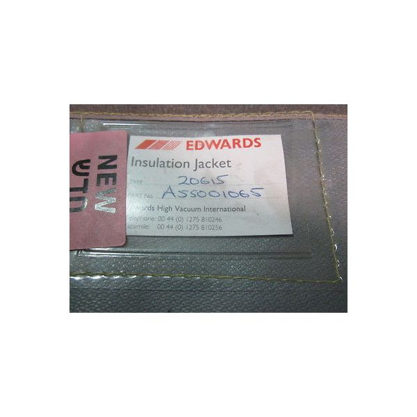 EDWARDS A55001066 0.36 METER PIPE INSULATION FOR 40MM PIPE