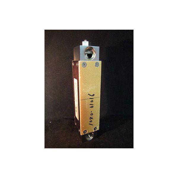 AMAT 1040-01016 BROOKS 1358E1D1EA1D1A; METER FLOW GAS 3.5GPM BRS W/SST FLOAT SI